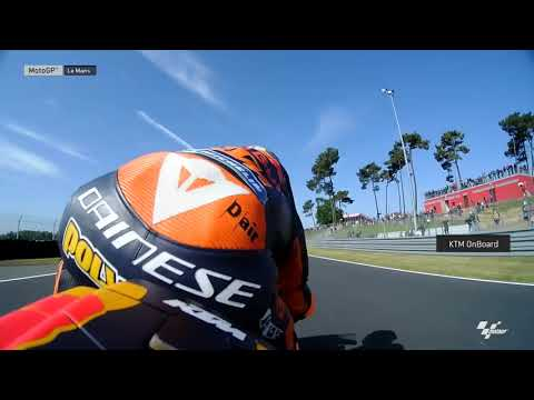 French GP: KTM OnBoard