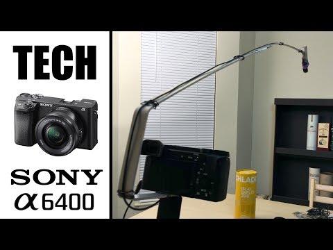 Tech - Testing my new Sony a6400 and igomic on a boom - UC8SRb1OrmX2xhb6eEBASHjg