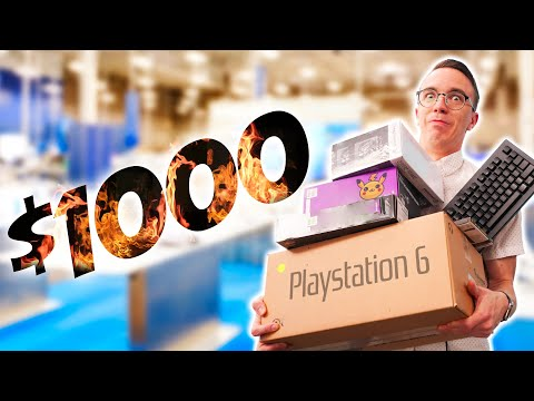 I wasted $1000 on MYSTERY TECH!