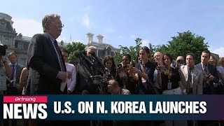 Kim Jong-un has agreed not to fire ICBMs: Bolton
