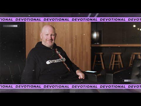 Planetshakers Devotionals - Pastor Russell Evans
