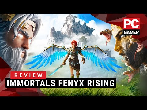 Immortals Fenyx Rising | PC Gamer Review
