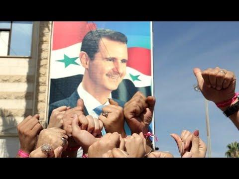 Hoe Assad de oorlog in Syrië won