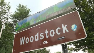 'Magical' Woodstock: The town that lent the festival its name | AFP