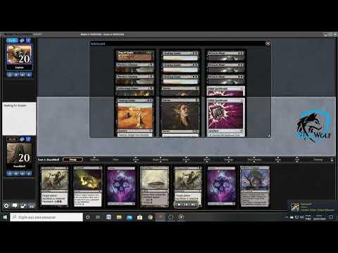 [Necropolis XXI - MBC] Cards Realm Pauper Series 1.03 Round 4 vs MBC