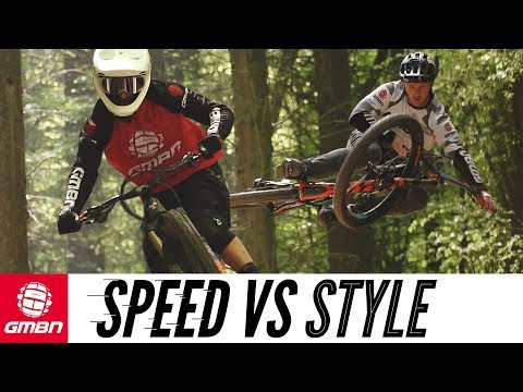 Speed Vs Style | Which Type Of Mountain Biker Are You""