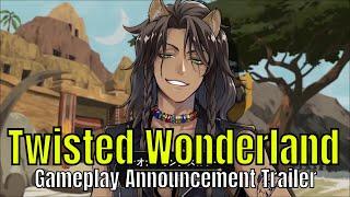 Twisted Wonderland: Trailer/Characters/Male SinOAlice?OvO
