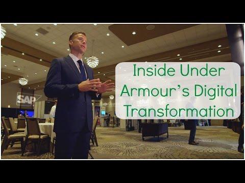 Inside Under Armour's Digital Transformation