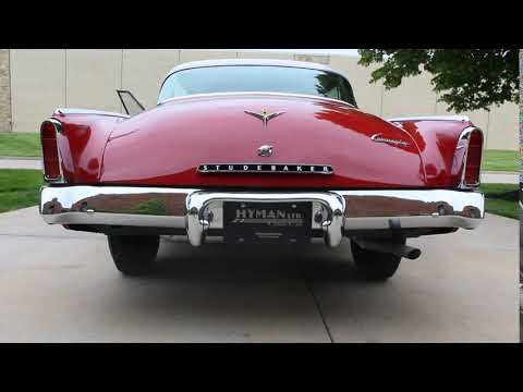 1953 Studebaker Commander Coupe 8834383 Pre Purchase Collector Car Inspection 032