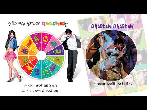 Dhadkan Dhadkan Best Audio Song - What's Your Rashee?|Priyanka Chopra,Harman|Javed Akhtar - UC3MLnJtqc_phABBriLRhtgQ