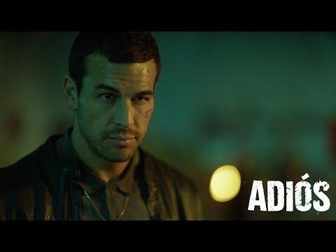 ADIÓS. Protagonizada por Mario Casas. En cines 22 de noviembre.