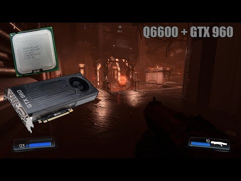 An Unlikely Budget Duo - Q6600 @ 3.2GHz | GTX 960 2GB Gaming Performance