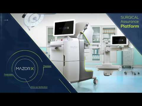 The All New Mazor X at Bingham Memorial Hospital