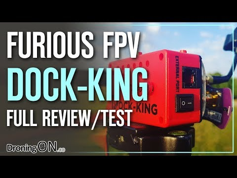 FuriousFPV Dock-King FPV Ground Station Review - Unboxing & Field Test - UCYoEOmvbMm0LX6AsIwANvug
