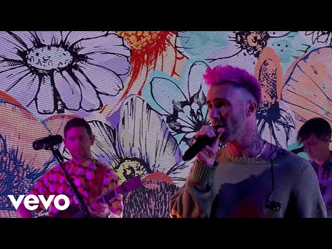 Maroon 5 - Beautiful Mistakes ft. Megan Thee Stallion (Live From The Today Show)