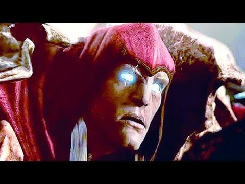 DARKSIDERS 3 Trailer (PS4, Xbox One, PC) 2018 - UC64oAui-2WN5vXC7hTKoLbg