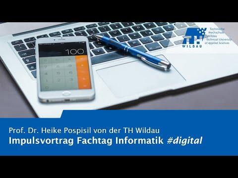 Impulsvortrag für den Fachtag Informatik #digital an der TH Wildau