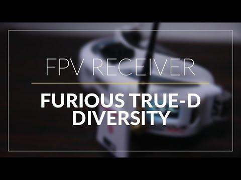 Furious True-D Diversity // FPV Goggles Receiver // GetFPV.com - UCEJ2RSz-buW41OrH4MhmXMQ