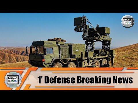 Turkish company Aselsan unveils new generation of Koral Land-Based Radar Electronic Warfare System