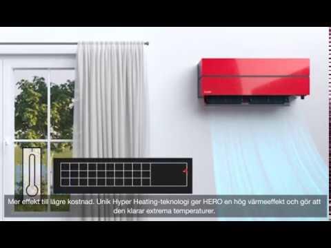 Mer effekt till lägre kostnad med Hyper Heating