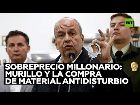 Denuncian a un exministro boliviano por irregularidades en la compra de materiales antidisturbios