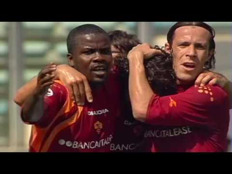 Every Roma goal scored at home against Serie A newcomers in the last 15 seasons