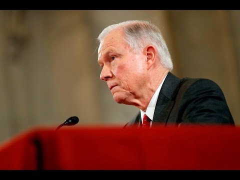 Jeff Sessions defends his record on civil rights