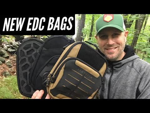 3 NEW EDC Bags: JS Design - Custom Made, High-Quality to Carry Your Everyday Carry Items