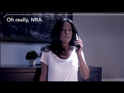 The NRA's Anti-Hillary Ad Lies About Her Gun-Control Platform