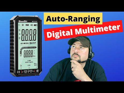 SeeSii MT2101 Digital Multimeter