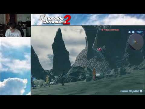 100%ing Xenoblade Chronicles 2 part 22
