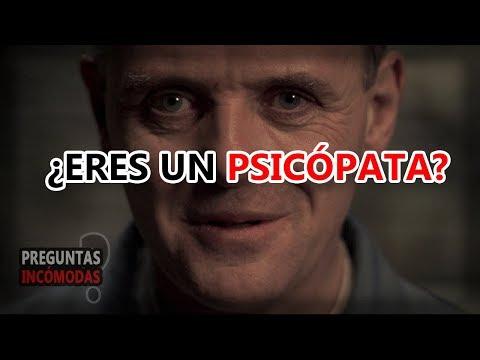 Todo sobre psicópatas