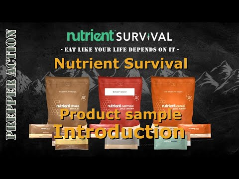 Nutrient Survival an introduction