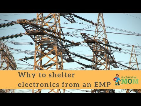 Why and how you should protect electronics from EMP