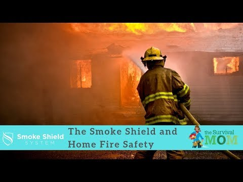Smoke Shield & Home Fire Safety with Dr. Nick Welch