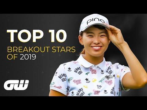 Top 10: BREAKOUT Stars of 2019 | Golfing World