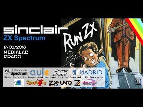 Así fue la RUNZX 2018 - El Mundo del Spectrum