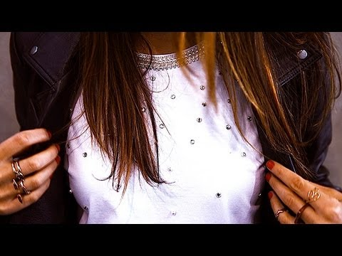 DIY Fashion | Phillip Lim Sparkle Tee | Designer DIY - UCkk2vs5EXLFUMuVyhy7oOMQ