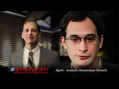 Autism Society Public Service Announcement 2012: Employment