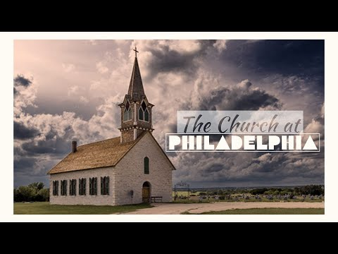 The Church at Philadelphia  The Running Is Over