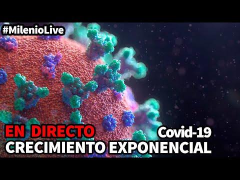Covid-19: Crecimiento exponencial | #MilenioLive | Programa T3x06 (17/10/2020)