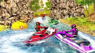 Water Jet Ski Boat Racing 3D Game | Android GamePlay - Free Games Download - Racing Games Download