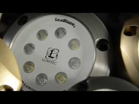 Lumitec SeaBlaze Lights