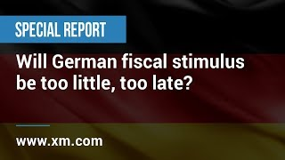 Special Report: 22/08/2019 - Will German fiscal stimulus be too little, too late?
