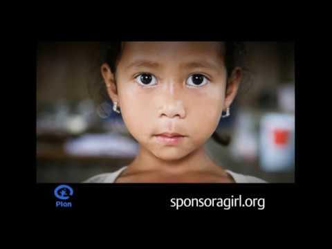 Sponsor a girl with Plan UK - TV advert 2014 (Full length version)