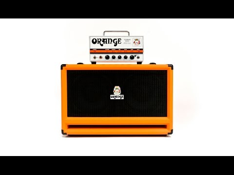 Orange Terror Bass Demo