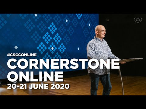 20-21 June 2020  Fatherhood  Ps. Dian  Cornerstone Community Church  CSCC Online