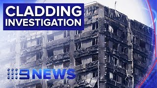 Many buildings failing safety standards with dangerous cladding | Nine News Australia
