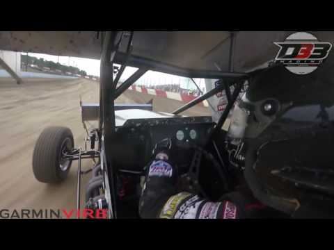 Ride along with Hurricane - dirt track racing video image