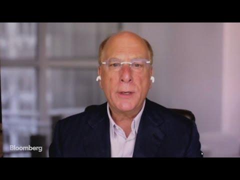 BlackRock's Fink Says Innovation Is Transforming Economy